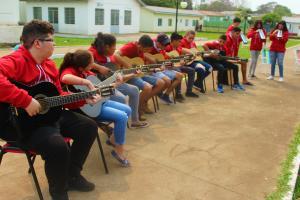 Orquestra Acordes para Vida