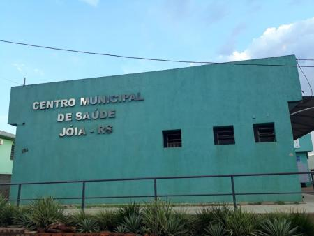 Emendas parlamentares para a saúde em Jóia