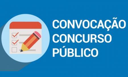 Novas convocações do Concurso Público 2019