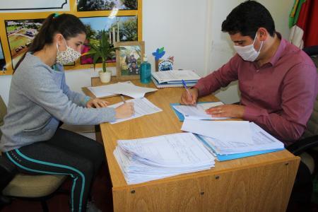 Município conta com nova Médica Veterinária