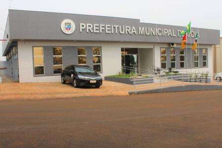 Novo Centro Administrativo já está em funcionamento