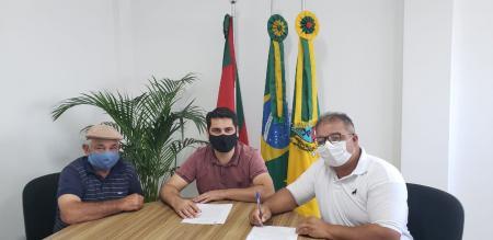 POSSE DOS SECRETÁRIOS MUNICIPAIS